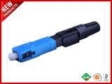 3.0mm SC Fiber Optic Pre-embedded Fast Connector