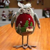 Party Decoration Musk Deer Owl Christmas Ornaments Toy