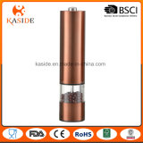 Color Metallic Paint Electric Salt and Pepper Mill