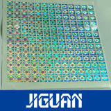 Customized Hologram Sticker, 3D Laser Anti-Counterfeit Labels