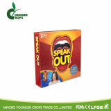 Speak out Puzzle Game