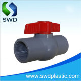 PVC Grey Color Compact Ball Valves