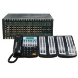 High Efficiency PBX 32 Co Lines 256 Extensions