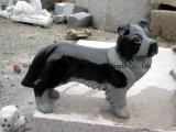 Granite Sculptures Stone Carving Animal Granite Statue for Garden Home Hotel