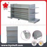 Perforated Panel Metal European Supermarket Shelf