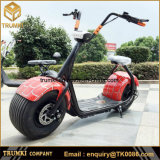 1500W/60V/20ah Big Tyre Classical City Coco Electric Scooter / Harley Electric Scooter
