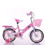 Princess Girl Bicycle for 4- 10 Years Old with Training Wheel (90324)