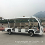 Ce Approved 14 Seats Electric Mini Bus for Tourist