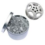 Silver Metallic Aluminum Paste Powder for Marine Coatings