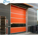 High Performance Automatic PVC High Speed Fast Action Rolling up Rapid Door Price