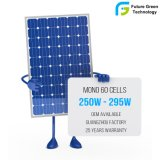 Promotional Cheap 5bb 260W 270W 280W PV Mono Solar Panel for Sale and Solar Energy System Home