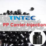 Black PP Master Batch Granule for Film / Injection