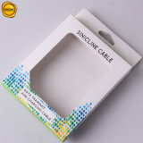 Sinicline New Custom Design Electronic Products Paper Colored Blister Pack