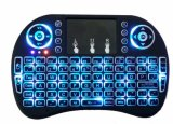 Factory Manufacturer Wholesale Three Color I8 2.4G Mini Wireless Keyboard
