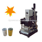 Credit Card PVC Card Manual Hot Foil Gold Stamping Machine