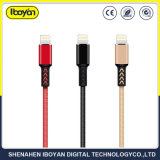 2.4A Lightning Double-Sided USB Data Charger Cable Electrical Power