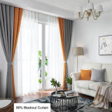 College 36 Inchbest Home Fashion Blackout Curtains