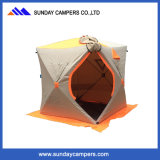 Pop-up Ice Fishing Tent for Winter Camping Pull out Tent