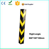 Reflective Rubber Corner Guard for Parking Use