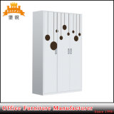 India Style Steel Bedroom Wardrobe