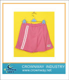 Customize Breathable Sport Short Skirt for Young Girl
