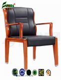 Leather High Quality Executive Office Meeting Chair (fy1076)