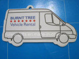 Custom High Quality Automatic Paper Air Freshener (AF066)
