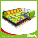 Customized Colorful Commercial Big Indoor Trampoline Park