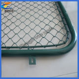 PVC Coated Chain Link Fence/Manufacturer