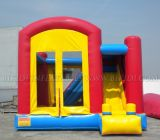 Inflatable Bouncies, Inflatable Toys Factory, Bouncy House with Slide (B3050)