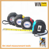 26feet/8m Steel Measurement Tools with Belt Clip 1 Dollar Items with Names or Logo