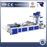 Full Auto Poly Express Bag Making Machine with Jacket