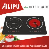 Table Style Electric Cooking Top/Dual Hotplates Cookware
