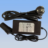 12V10A Laptop Cigarette Socket Power Adapter