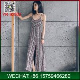2018 Summer Factory Wholesale Long Women Dresses for Beach