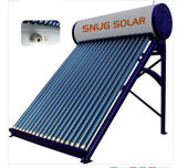 High Energy Non-Pressurized Solar Water