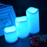 Rechargeable Holiday Decor Furniture Table Lamp LED Candle Lamp