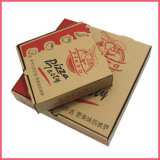 Customized Recyclable Cheap Custom Carton Pizza Packing Packaging Boxes