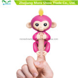 2017 Fingerlings Baby Monkey Pink Kids Electronic Interactive Finger Xmas Gift Toy