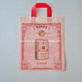 Manufacturer Plastic Soft Hard Loop Handle Bag