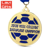 Hot Sale Cheap Custom Metal Sport Award Sports Medals and Trophies Football