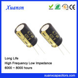 Price List 450V 4.7UF Aluminum Eelctrolytic Capacitor Long Life