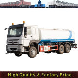 Hot Price China Manufacturer 15000-20000 Liters HOWO 6X4 Water Tanker Truck New and Used