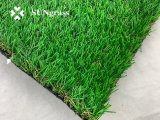 25mm Cheap Glossy Artificial Synthetic Turf Garden Plants
