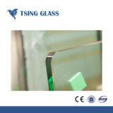 3-19mm Toughened Glass / Tempered Glass with Holes/Polished Edges/Silk-Screen Printing