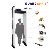 High Speed Pass Outdoor Security Walk Through Airport Use Metal Detector