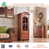 Cheap Moroccan Sideboard Wood Wine Cabinet