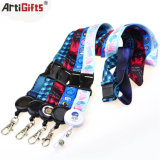 Printed lanyards in a variety of colors and styles