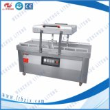 Dz-700/2SA Competitive Price Large Double Chambers Food Meat Beans Vacuum Packing Sealing Machine