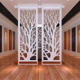 2.5mm Thick Metal Screen Carved Panel Aluminum Plate for Villa Decoration